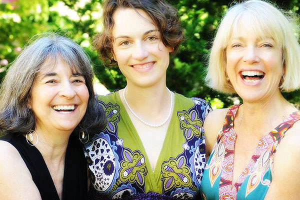 Wendy Mitchell, Margaret and Judy